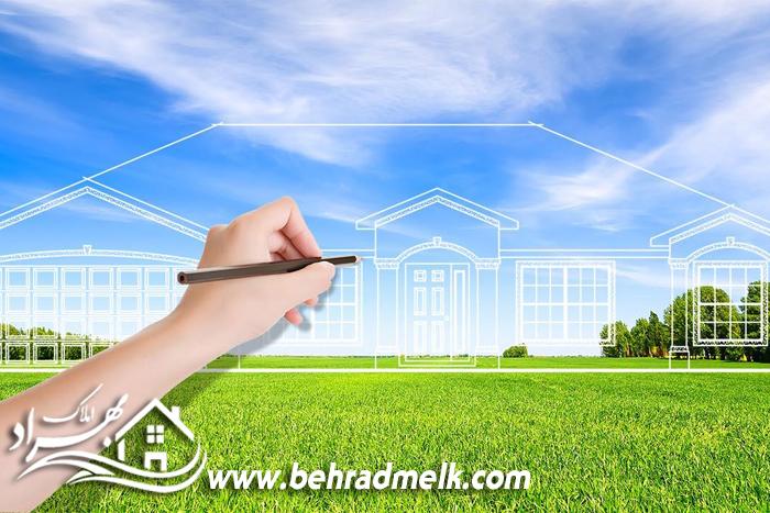فروش زمین ۵۰۰ متری انزلی خیابان پاسداران کد ۱۴۲۳